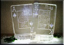 40th Birthday - Playing Cards