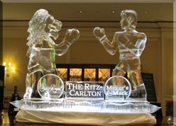 Ritz Carlton Display