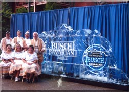 Multi-Block Busch Mountain Display