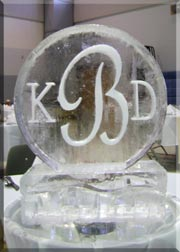Monogram Centerpiece