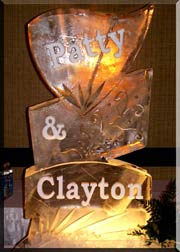 Clayton Abstract Luge