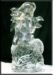 Mermaid Luge