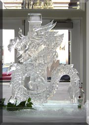 Bacardi Dragon Luge