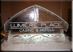 Lumiere Place - Double Luge